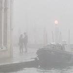 Meeting in Venice by Martin Parratt