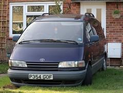 P354 GOF (Nivek.Old.Gold) Tags: 1996 toyota previa gx auto 2438cc hamer birmingham
