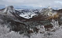 Roches Tuilière et Sanadoire (raym5) Tags: dykes rochevolcanique rochestuilièreetsanadoire auvergne massifcentral