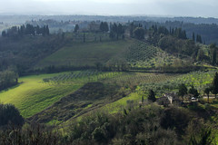Early spring views from San Gimignano (Northern Adventures) Tags: italy italia tuscany toscana spring march april easter springtime exploration roadtrip landscape scenery scenic