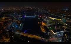 SSE Hydro Glasgow (Steven Mcgrath (Glesgastef)) Tags: sse hydro glasgow scotland dji phantom 4 pro plus drone river clyde urban city bbc secc hq west