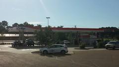 Kroger Fuel Center, Batesville, MS (Retail Retell) Tags: batesville ms kroger panola county retail 2012 bountiful décor formerly wannabe neon former food world fuel center