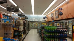 Towards the back left corner (Retail Retell) Tags: batesville ms kroger panola county retail 2012 bountiful décor formerly wannabe neon former food world