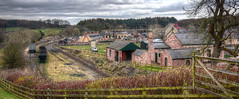 Beamish Open Air Museum (cassidymike21) Tags: landscape buildings museum railway nikon