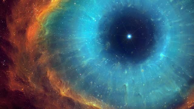 Обои арт, космос, туманность, звезда, энергия картинки на рабочий стол, фото скачать бесплатно