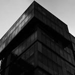 DSC_5442 geometry architecture - b&w photography thumbnail