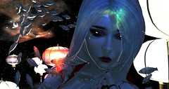 Moonlight (Felice Nightfire) Tags: portrait fish