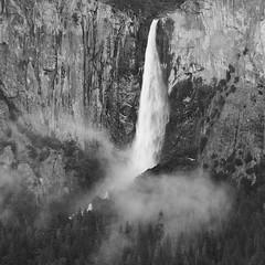 Bridalveil Falls (ddouangc) Tags: nature yosemite landscape california national park waterfall bridalveil fall