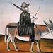 Physician on a Donkey by N PIROSMANI 284c