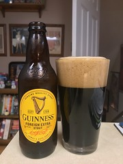 2019 097/365 4/08/2019 MONDAY - Foreign Extra Stout - Guinness (_BuBBy_) Tags: drink beverage beer ale guinness stout extra foreign sunday 482019 97 97365 365 2019