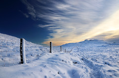 On High Seat series (PJ Swan) Tags: high seat england english lake district cumbria snow ice fells great britain icy hills mountains