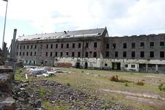 Wallace Craigie Works Dundee 2016 (19) (Royan@Flickr) Tags: 201605 wallace craigie works dundee william halley sons blackcroft landmark jute mill factory buildind demolished history 2016