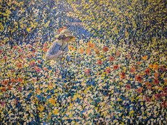 """Flower Garden"" (1913), Louis Ritman (Joey Hinton) Tags: phoenix art museum pixel2 google android smartphone cellphone cameraphone phone arizona"