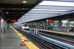 BART--3019 arr Daly City. 1 of 2 (milantram) Tags: electricrailtransport bart bartfleetofthefuture subways elevateds rapidtransit