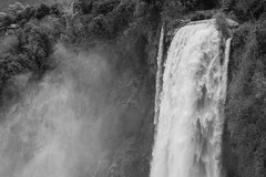 Cascate delle Marmore - Umbria, Italy (Jethro_aqualung) Tags: d800e cascate waterfall marmore 35mm nikon umbria terni bw bn monocrome water nature italy jethroaliastullph
