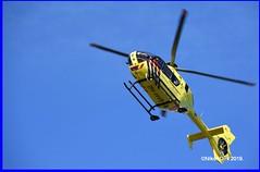 "Dutch Lifeliner ""Hulp Van Boven"". (NikonDirk) Tags: lifeliner phmaa phulp helicopter ec135 anwb nikondirk phmmt phhvb phems phelp air ambulance nederland netherlands holland nikon hulpverlening erasmusmc mmt dijkzigt medic heli eurocopter ggd politie police dutch phkhd phkhe mobiel medisch team lifeline two foto hems emergency medical service phttr"
