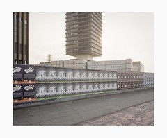 Cologne, 2019 (Darius Urbanek) Tags: 120 65mm 6x7 kodak mamiya7 portra400 analog color decay film mediumformat germany cologne köln