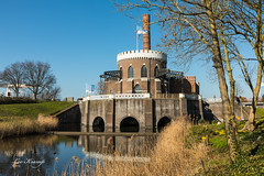 Cruquius Steam Pump Station | Cruquius stoomgemaal No. 1 (Leo Kramp) Tags: manfrotto410juniorgearedhead wwwleokrampfotografienl netherlands gitzogt3542ltripod leokrampfotografie 2019 cruquiusgemaal cruquiussteampumpingstation cruquius noordholland nederland nl