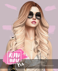 [RA] Pia @ Salon 52 (Candela Kira) Tags: salon52 ra runaway mesh meshhair sl secondlife hair hairstyle haircolor hud hairstyles hairbase