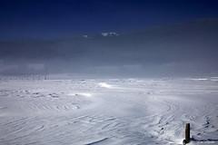 Matin bleu (litang13) Tags: soe neige snow vercors alpes montagne mountain hiver winter france bleu blanc brouillard fog