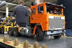 IMG_8598 (Barman76) Tags: lego technic modelteam scale truck crane modelshow europe ede 2019