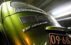 Volkswagen Beetle Automatic (Skylark92) Tags: nederland netherlands holland noordholland northholland haarlem harlem volkswagen kafer kever beetle automatic 0968zn onk 1973 origineel nederlands kenteken