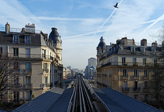 Subway station (hbensliman.free.fr) Tags: trave arcitecture paris city urban subway transportation train pentax pentaxk1