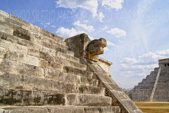 Chichen Itza (Mau Silerio) Tags: chichen itza architecture sony alpha building city cityscape ancient history ruins may yucatan messico mexic mexique culture mayan travel travelling viaggio voyage