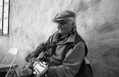 Life is a Song (Koprek) Tags: konicahexaraf ilfordfp4 film analog croatia zagreb gornji grad streetphotography stphotographia stphotography ilfordfilm music street september2018