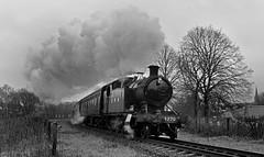 Ramsbottom in Monochrome (garstangpost.t21) Tags: ngc 4270 gwr elr eastlancashirerailway ramsbottom lancashire steam blackandwhite monochrome flickrunitedaward