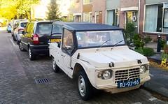 Citroën Méhari (Skylark92) Tags: nederland netherlands holland utrecht haarzuilens citroën méhari 1971 bj9796 onk origineel nederlands kenteken