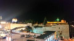Dung Gate and Temple Mount, Jerusalem (jbdodane) Tags: dunggate israel jerusalem middleeast night templemount