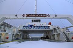 Bildekk (Bergenships) Tags: kommandøren kommandoren fjord1 zerocat120 fjellstrand ferge ferje carferry ferry ship bergen tysnes halhjem våge