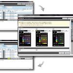 Web画面開発用ツールの写真