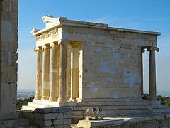 The Acropolis #23 (jimsawthat) Tags: acropolis greece athens urban ruins stone ancient templeofathenanike