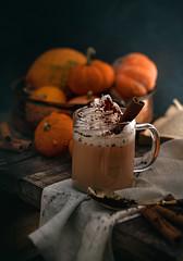 fp0007 (Emre ARICAN Food Photographer) Tags: pumpkin food foodphotography foodphotographer d800 nikon pc85mm28 yemek coffee drink