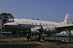 Handley Page HP-67 Hasting T5 ~ TG503 (Aero.passion DBC-1) Tags: dbc1 david biscove aeropassion avion aircraft aviation plane germany 2005 musée des alliés berlin allied museum handley page hp67 hasting t5 ~ tg503