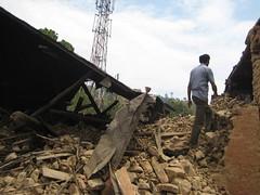 Programme de reconstruction au Népal (infoglobalong) Tags: bénévolat humanitaire stage bâtiment construction reconstruction catastrophe séisme tremblementdeterre maison structure chantier asie népal