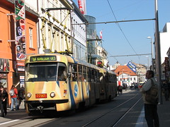 IMG_5984 (-A l e x-) Tags: bratislava slovakei tram strassenbahn tramway slovakia 2006 öpnv reise verkehr öffis