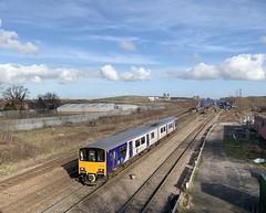 150120 - Hatfield & Stainforth (Adam McMillan Railway Photography) Tags: northern 150120