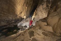 škocjanske jame. Hanke Canal (ChunkyCaver) Tags: cave caving caver skocjanskejame