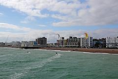 2018_08_15_0024 (EJ Bergin) Tags: sussex westsussex worthing beach seaside westworthing sea waves watersports kitesurfing kitesurfer seafront lewiscrathern jezjones