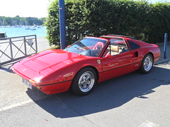 Ferrari 308 GTS Quattrovalvole (guyfogwill) Tags: guyfogwill guy fogwill france brittany bretagne finistère car bénodet républiquefrançaise holiday summer breizh bertaèyn 29950 benoded df057jn ferrari308gtsquattrovalvole sportscar ferrari308gts fra bertaèy 29 flicker photo interesting absorbing engrossing fascinating riveting gripping compelling compulsive beach vacances water coastline coastal plage sea ocean