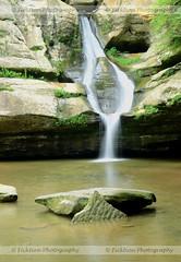 Cedar Falls (ficktionphotography) Tags: cedarfalls waterfalls water waterscape landscape ohio hockinghills ohiostateparks explore nature roadtrip roadtrip2011
