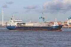 Pascal (Das Boot 160) Tags: pascal generalcargo ships sea ship river rivermersey port docks docking dock boat boats maritime mersey merseyshipping