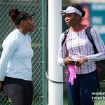 Serena Williams, Venus WIlliams
