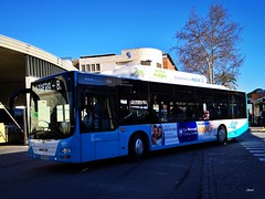 Man Lion,s City 315 de EMTUSA Huelva (Bus Box) Tags: 315 manlionscity autobus bus huelva