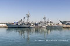 F83 -  Y321 (José Mª Arroyo) Tags: jabkdos jmarroyo jab josémªarroyo fragata f83numancia barcoaljibe y321 armadaespañola armada buquedeguerra buque barcos navalstationrota rota