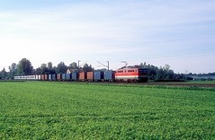 1142 704  bei Meerbusch - Bösinghoven  21.09.17 (w. + h. brutzer) Tags: meerbuschbösinghoven 1142 unternehmen eisenbahn eisenbahnen train trains railway deutschland germany elok eloks lokomotive locomotive zug centralbahn webru privatbahnen analog nikon