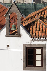 Bell and Pull-1 (Cori Mordaunt) Tags: bell bellpull camaradelobos madeira portugal churchbell fishingvillage nikon d600 photography